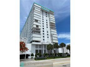Property for sale at 1010 S Ocean Blvd Unit: LPH15, Pompano Beach,  Florida 33062