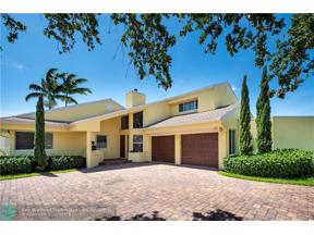 Property for sale at 1424 NE 57th Street, Fort Lauderdale,  Florida 33334