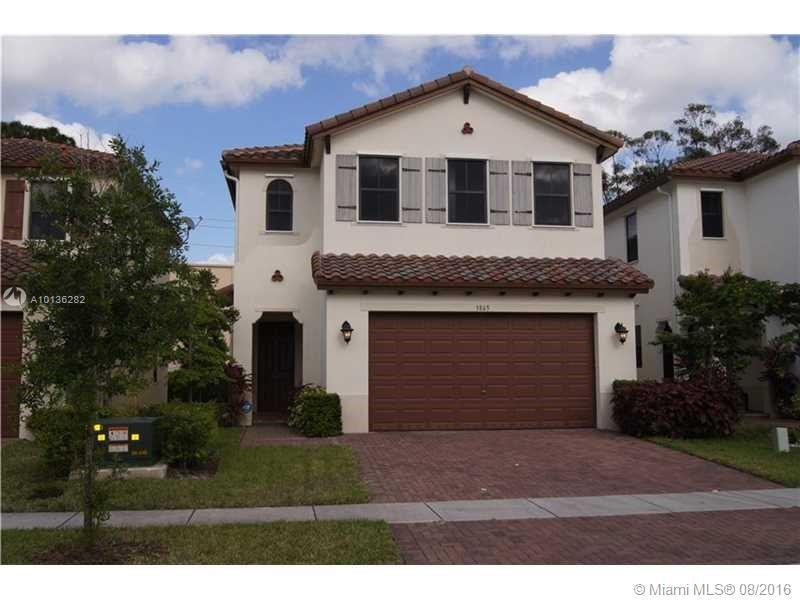 Photo of home for sale at 3865 90TH AVE SW, Miramar FL