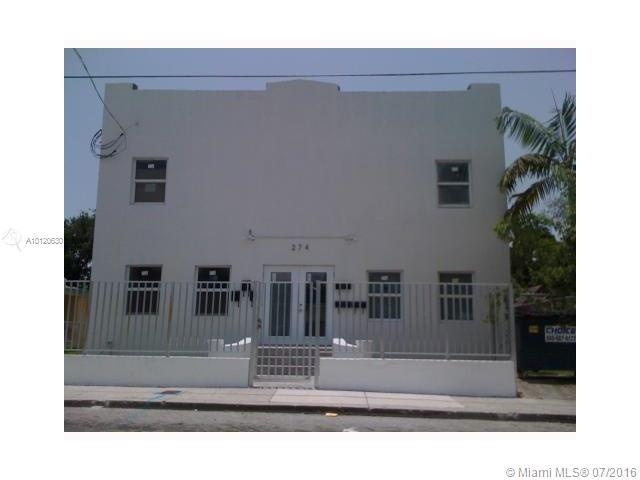 Photo of home for sale at 274 32nd St NW, Miami FL