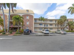 Property for sale at 460 Paradise Isle Blvd Unit: 108, Hallandale,  Florida 33009