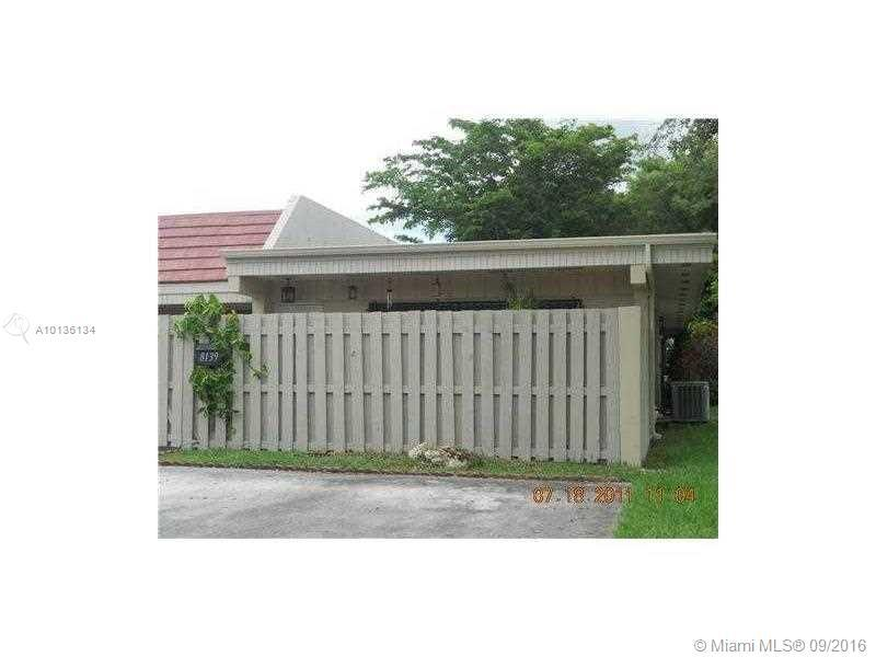 Photo of home for sale at 8139 82nd Pl SW, Miami FL