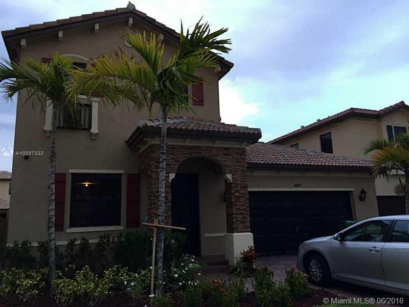 Photo of home for sale at 11607 235th St SW, Homestead FL