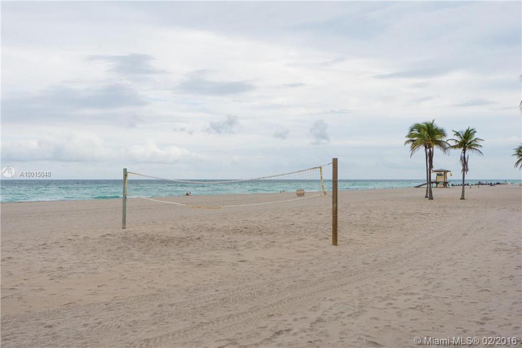 Photo of home for sale at 1801 Ocean Dr, Hollywood FL