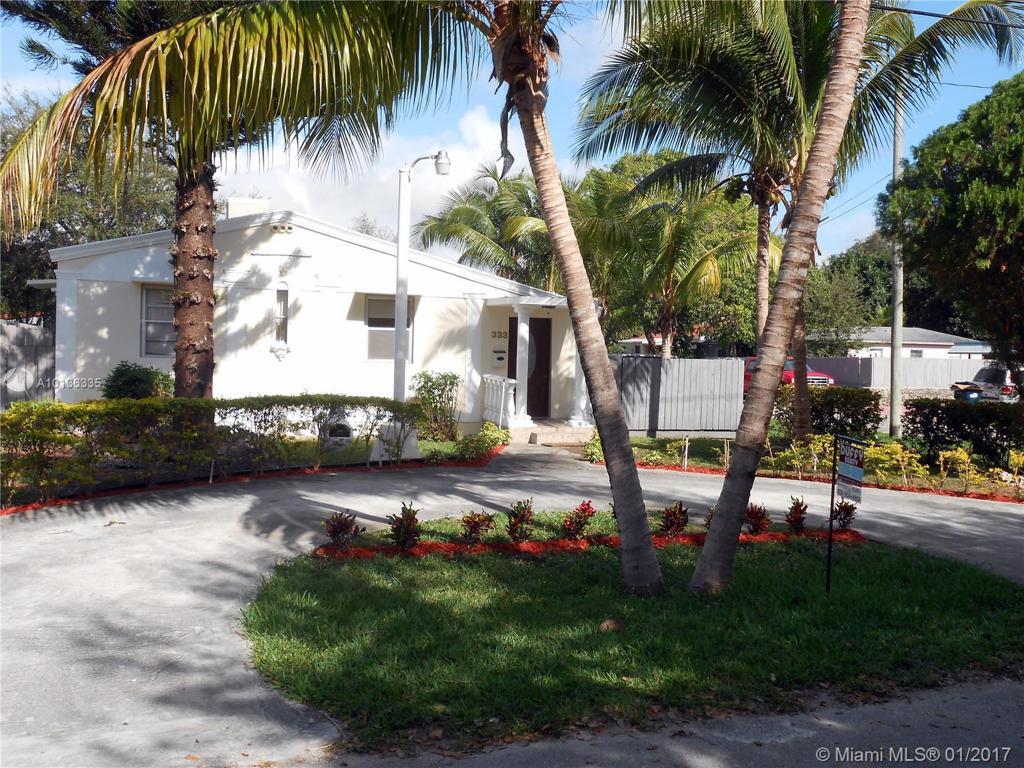 Photo of home for sale at 333 107th St NE, Miami FL