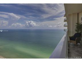 Property for sale at 16699 Collins Ave Unit: 4106, Sunny Isles Beach,  Florida 33160