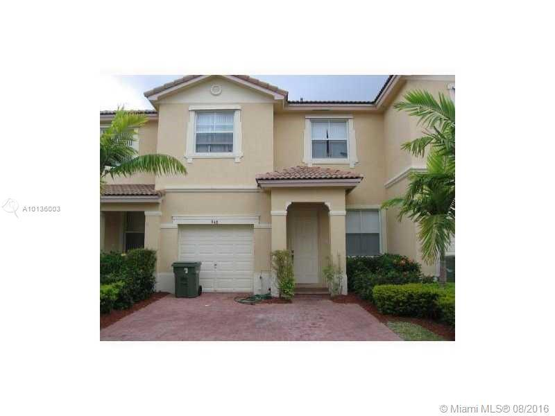 Photo of home for sale at 948 41st Pl, Homestead FL