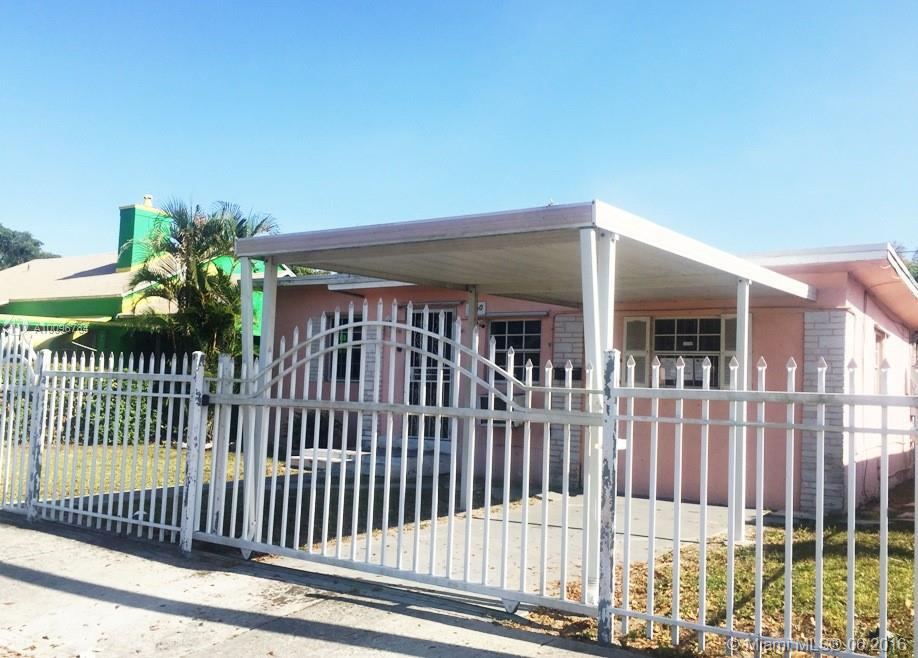 Photo of home for sale at 1290 53rd St NW, Miami FL