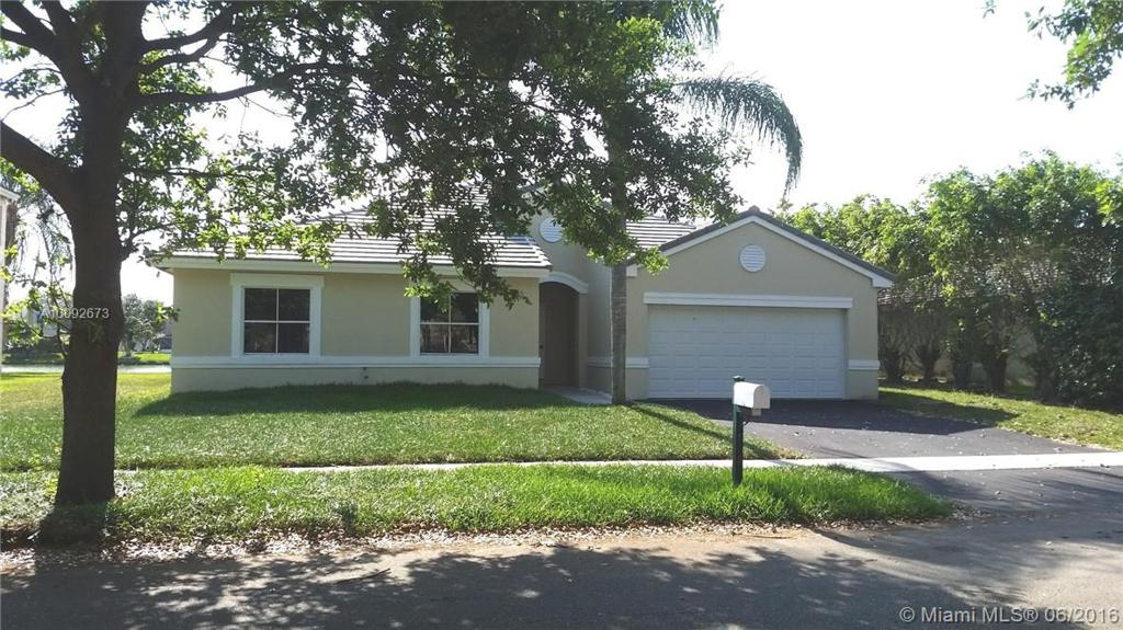 Photo of home for sale at 1856 94th Ave SW, Miramar FL