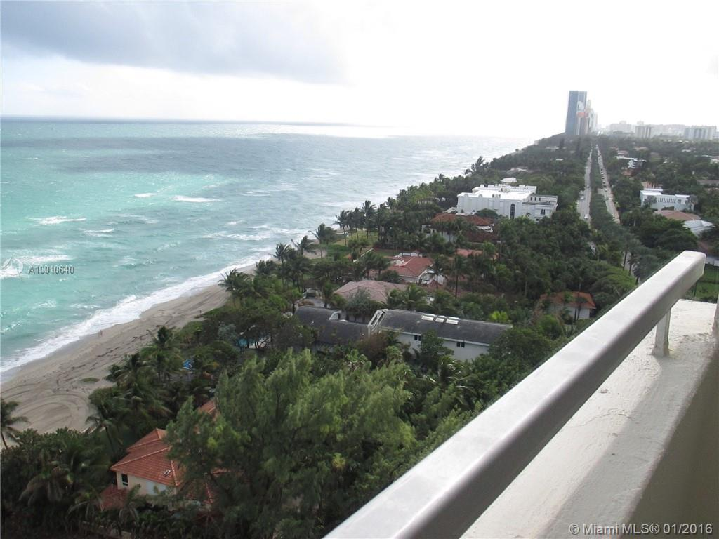 Photo of home for sale at 3180 Ocean Dr, Hallandale FL