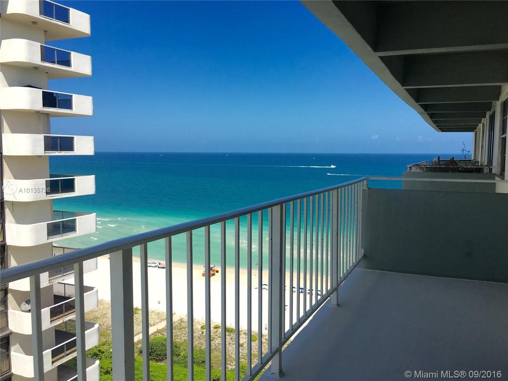 Photo of home for sale at 5701 Collins Ave, Miami Beach FL