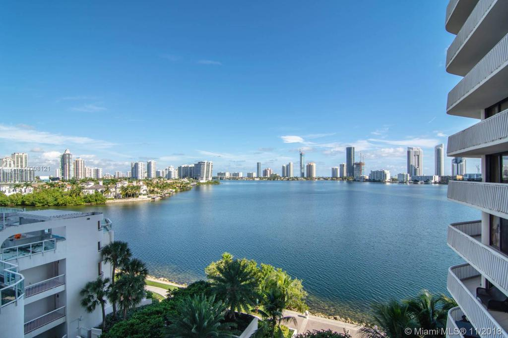 Photo of home for sale at 2800 Island Blvd, Aventura FL