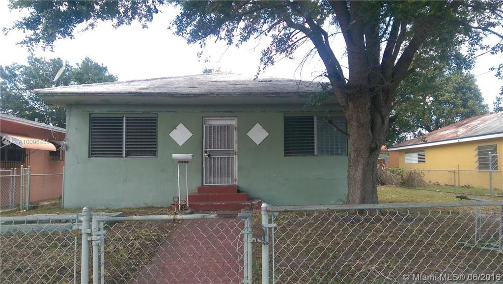 Photo of home for sale at 1341 68th Terr, Miami FL