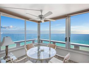 Property for sale at 3600 Galt Ocean Dr Unit: 11A, Fort Lauderdale,  Florida 33308