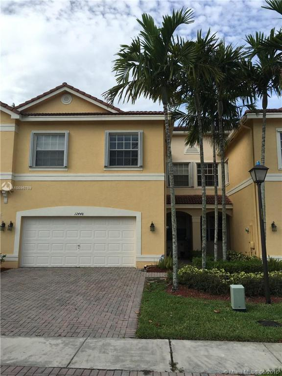 Photo of home for sale at 12448 44th Ct SW, Miramar FL