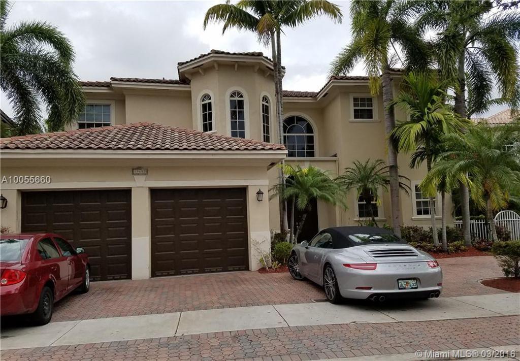 Photo of home for sale at 19490 Ambassador Ct, Miami FL