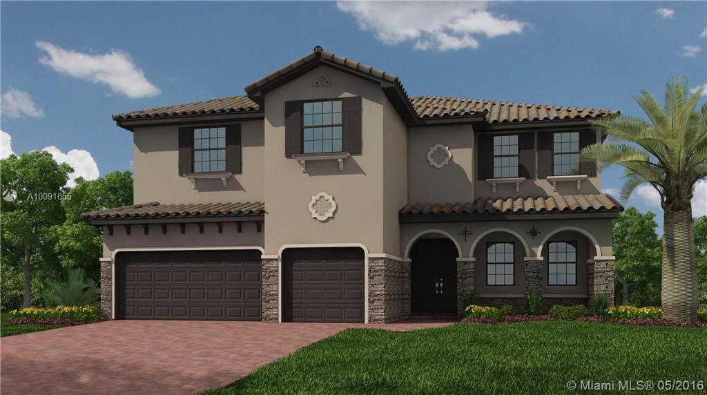 Photo of home for sale at 6961 96 CT SW, Miami FL