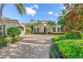 Property for sale at 11711 Tulipa Ct, Palm Beach,  Florida 33418