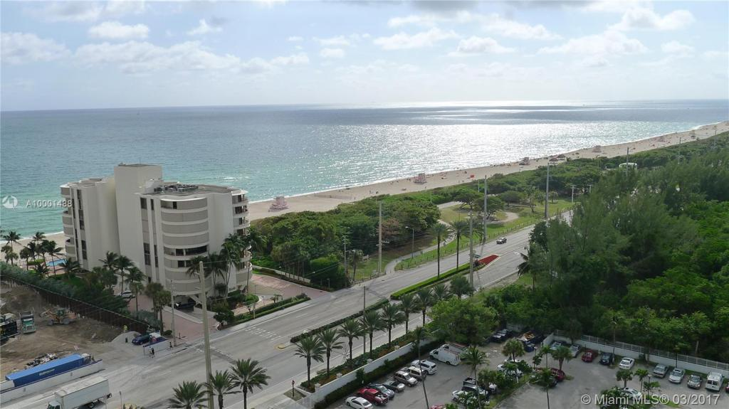 Photo of home for sale at 100 Bayview Dr, Sunny Isles Beach FL