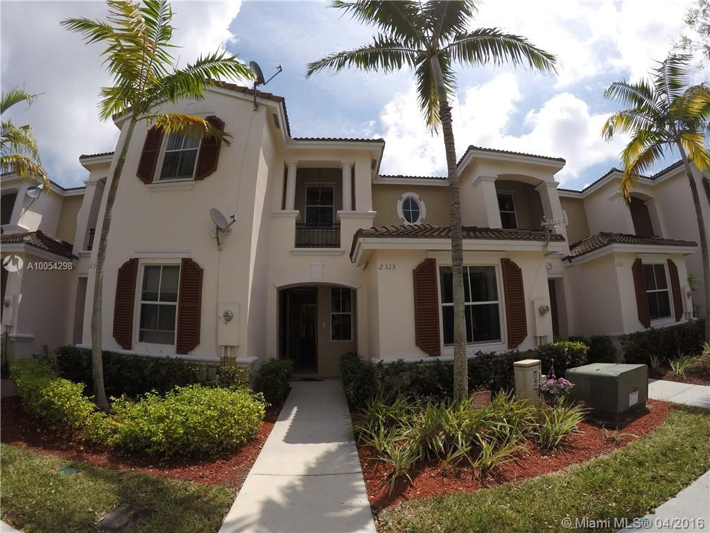 Photo of home for sale at 2313 42nd Cir NE, Homestead FL