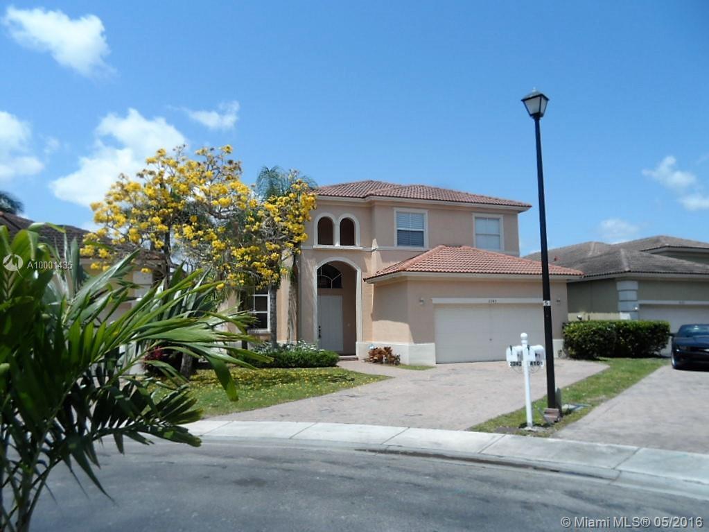 Photo of home for sale at 2242 41 AV NE, Homestead FL