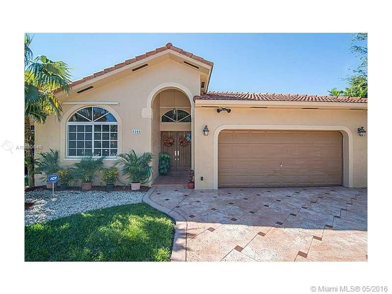 Photo of home for sale at 3202 153rd Pl SW, Miami FL