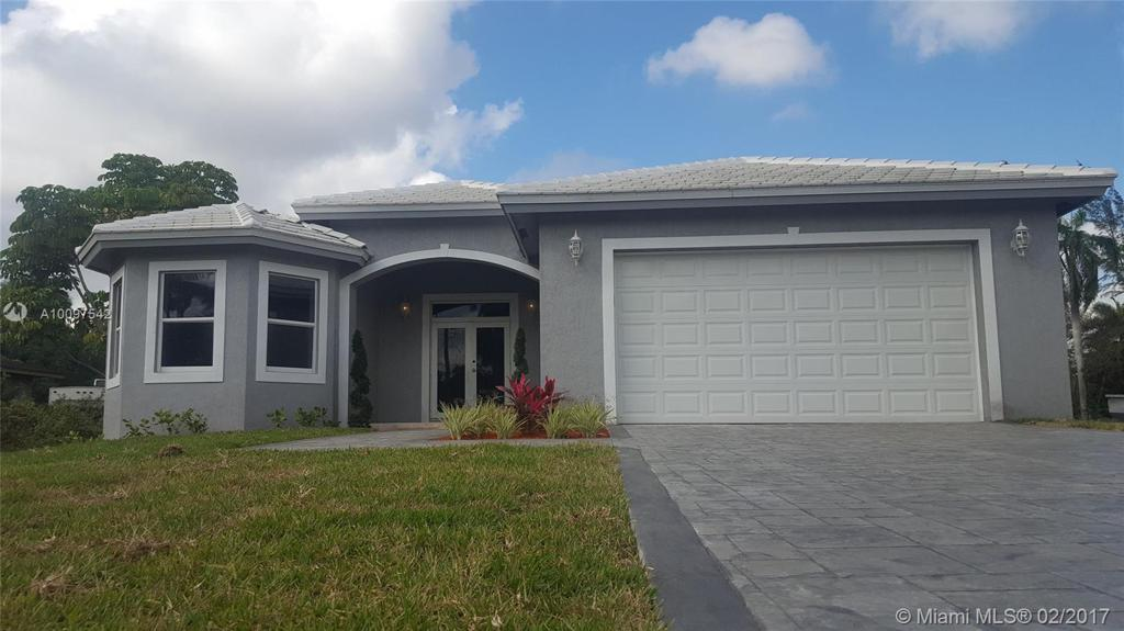 Photo of home for sale at 345 152nd Street, Miami FL