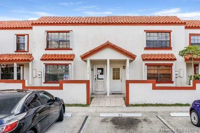 Photo of home for sale at 9417 42nd St NW, Sunrise FL