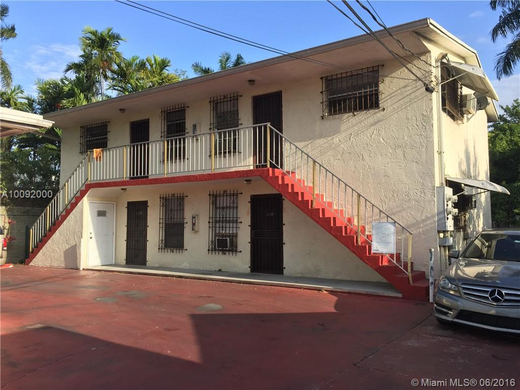 Photo of home for sale at 1910 28th St NW, Miami FL