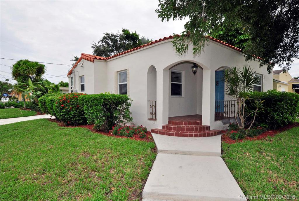 Photo of home for sale at 2039 17th Ter SW, Miami FL