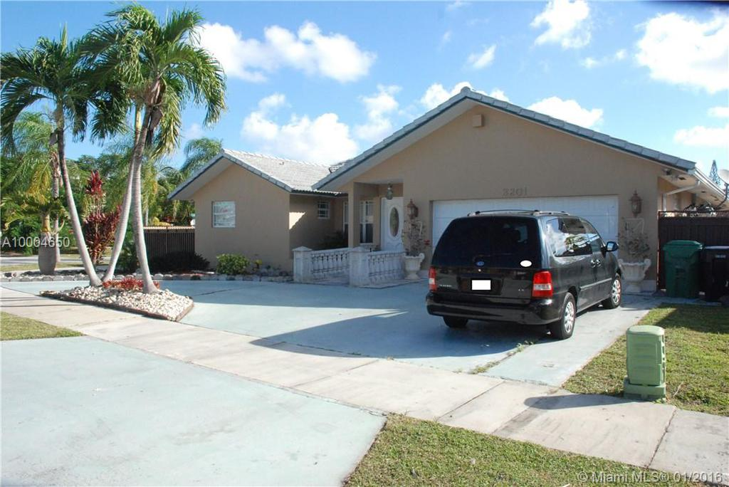 Photo of home for sale at 3201 138 CT SW, Miami FL