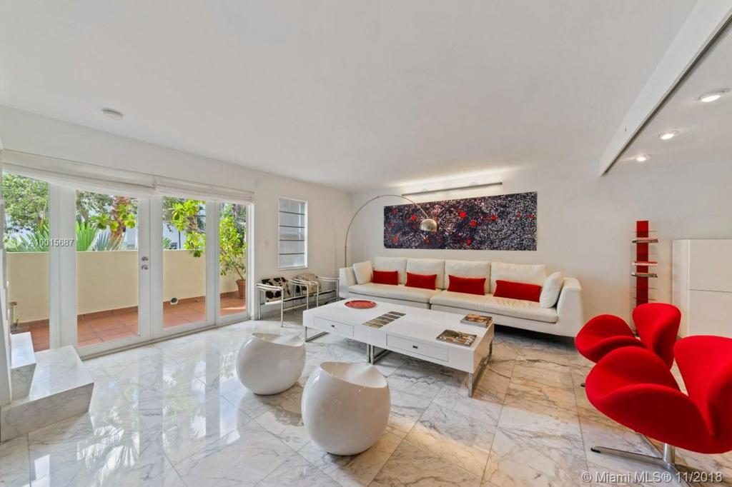 Photo of home for sale at 1005 8th St, Miami Beach FL