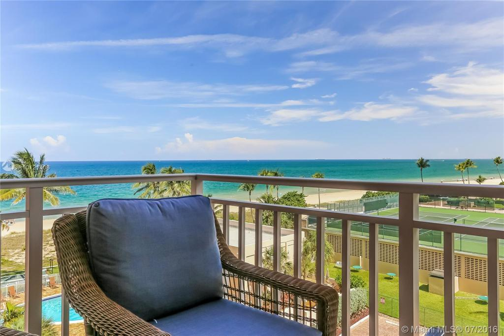 Photo of home for sale at 5200 Ocean Blvd N, Lauderdale By The Sea FL