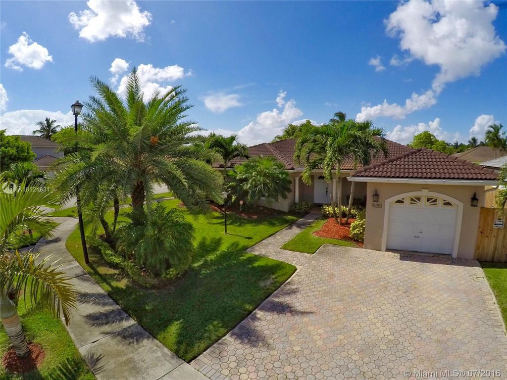 Photo of home for sale at 15351 169th Ln SW, Miami FL