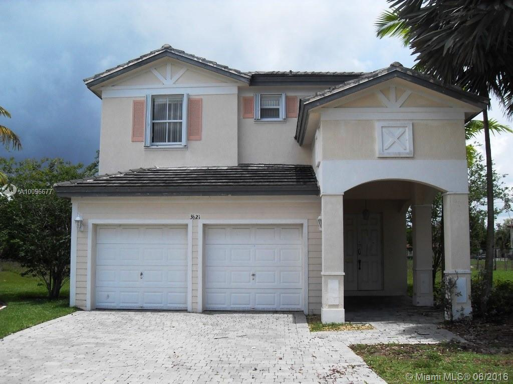 Photo of home for sale at 3621 4th St NE, Homestead FL