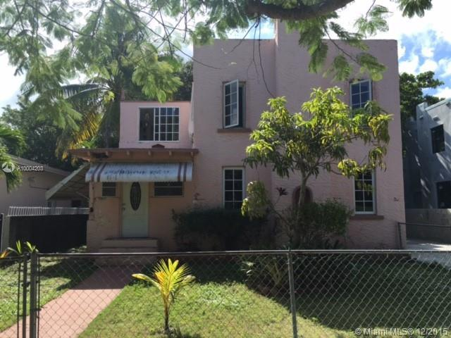 Photo of home for sale at 52 46th St, Miami FL