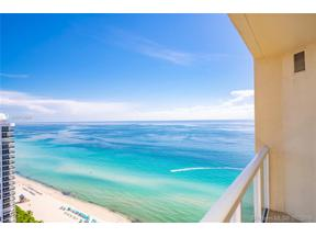 Property for sale at 16699 Collins Ave Unit: 2905, Sunny Isles Beach,  Florida 33160