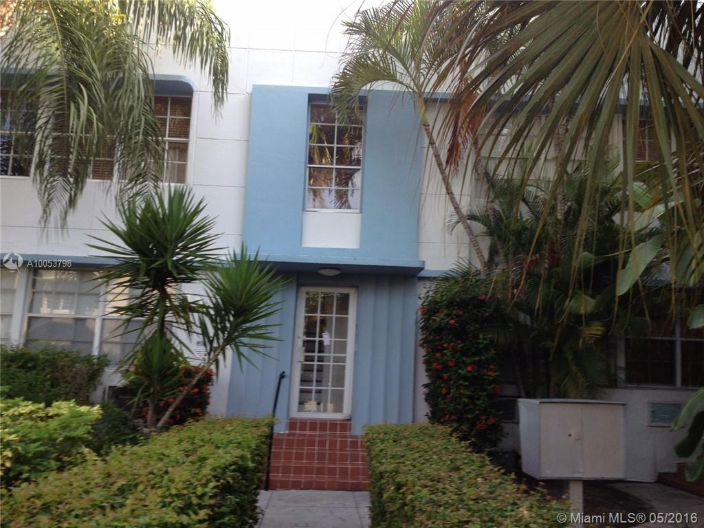 Photo of home for sale at 1007 Meridian Ave, Miami Beach FL