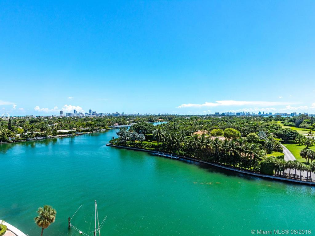 Photo of home for sale at 9102 Bay Harbor Dr W, Bay Harbor Islands FL
