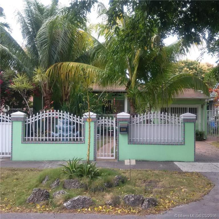 Photo of home for sale at 2260 11th St SW, Miami FL