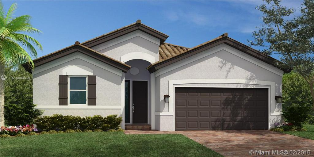Photo of home for sale at 4107 21st Ct NE, Homestead FL