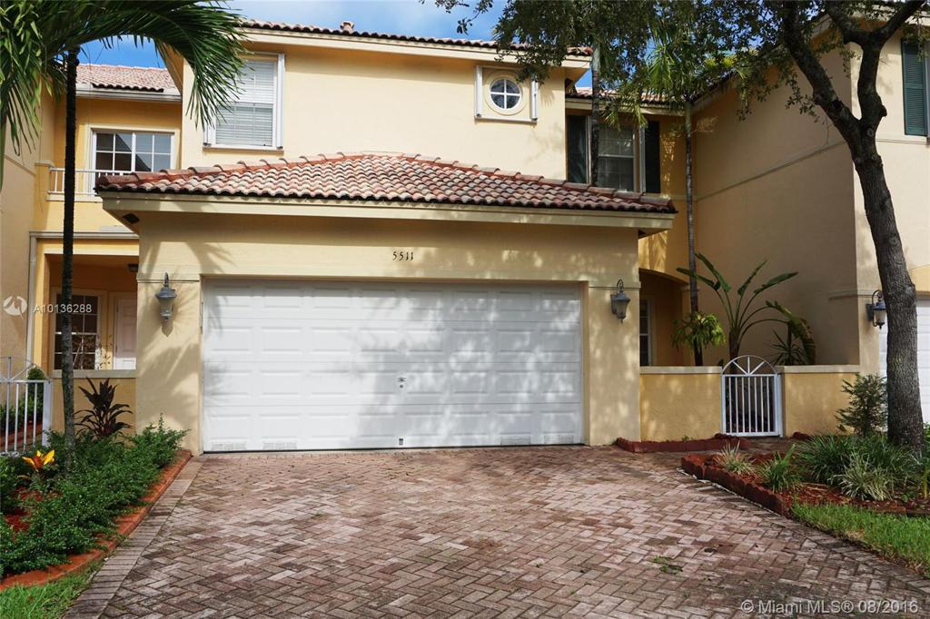 Photo of home for sale at 5511 112th Ct NW, Doral FL