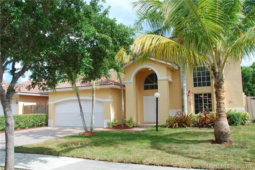 Photo of home for sale at 12940 143 Ter SW, Miami FL