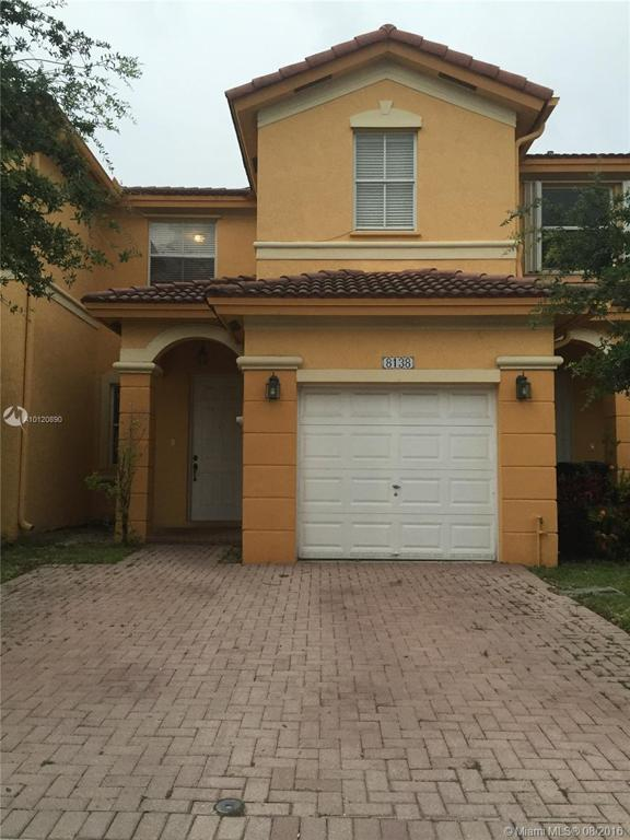 Photo of home for sale at 8138 108th Ct NW, Miami FL