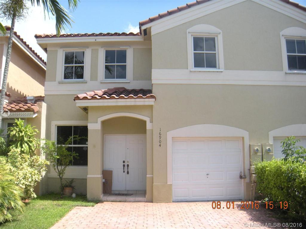 Photo of home for sale at 16904 39th Ct SW, Miramar FL