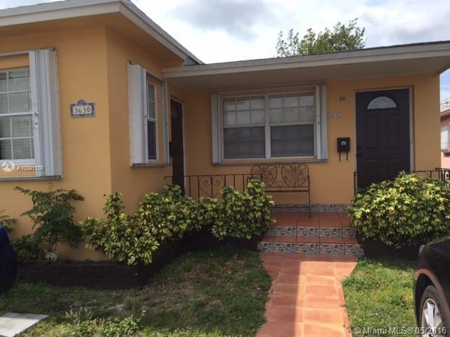 Photo of home for sale at 3630 25th Ter SW, Miami FL