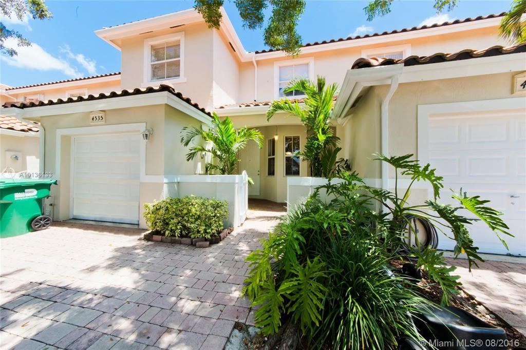 Photo of home for sale at 4535 97th Ct NW, Doral FL