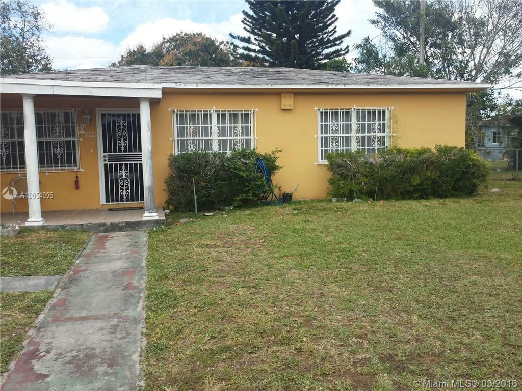 Photo of home for sale at 1825 131st St NW, Miami FL