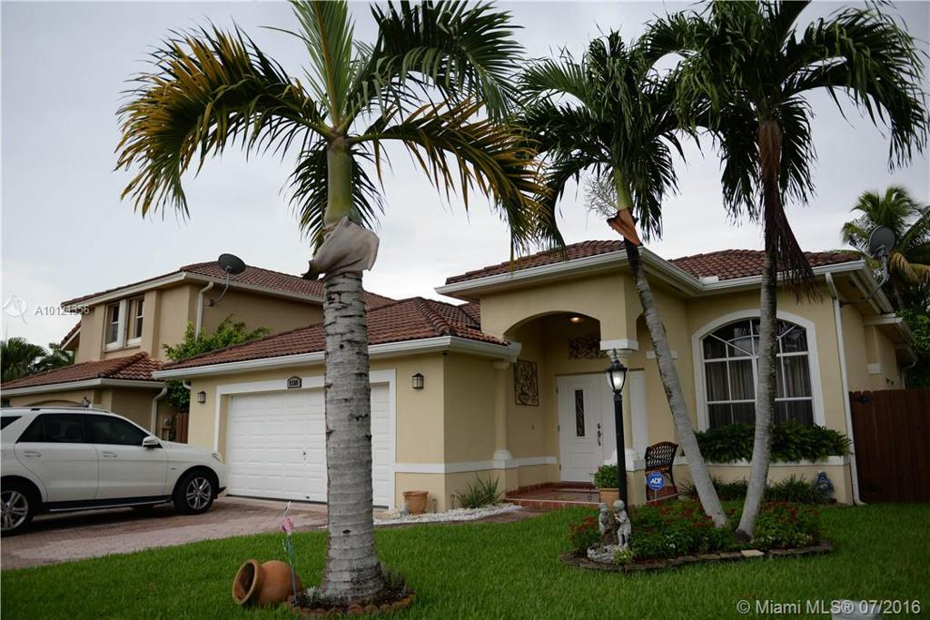 Photo of home for sale at 9380 163rd Pl SW, Miami FL