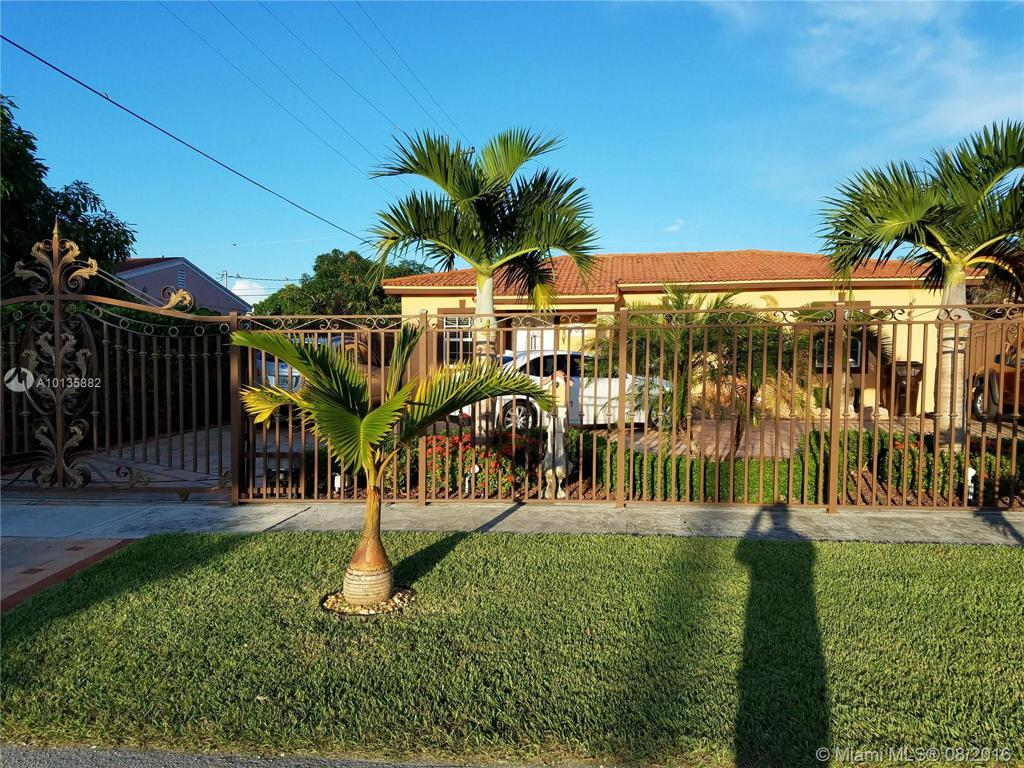 Photo of home for sale at 705 8th Ct E, Hialeah FL